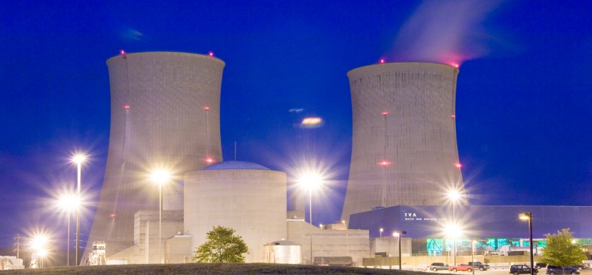 1996 – Tennessee Valley Authority's Watts Bar 1 Nuclear Power Plant is the Last Unit to be Licensed in the United States in the 20th Century.