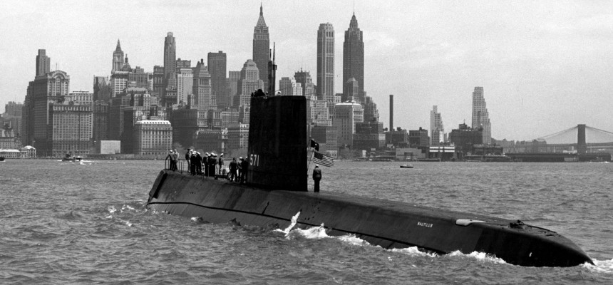 January 21, 1954 – The USS Nautilus, the First Nuclear-Powered Submarine, is Launched